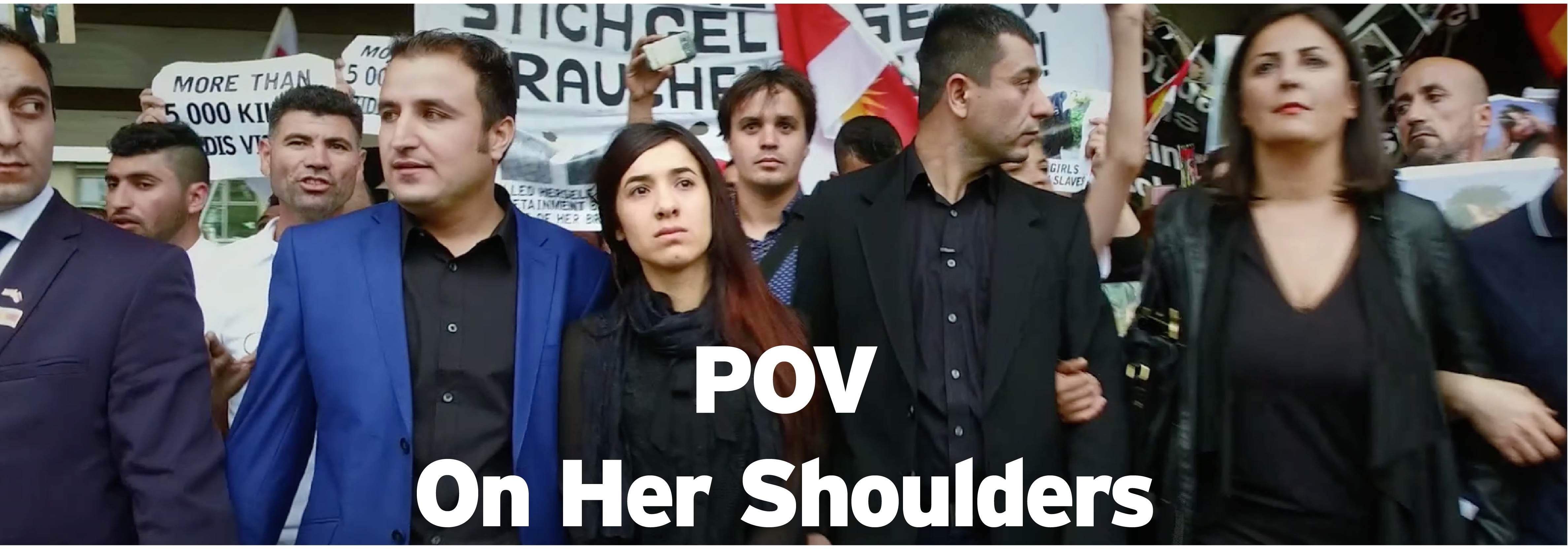 POV–On Her Shoulders Monday, July 22 at 10 p.m. on WCNY-TV