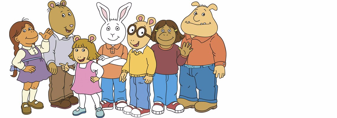 Arthur PBS Kids TV Show