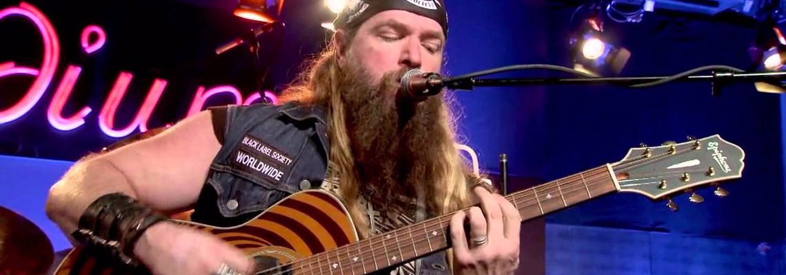 Front and Center Zakk Wylde Music TV Program