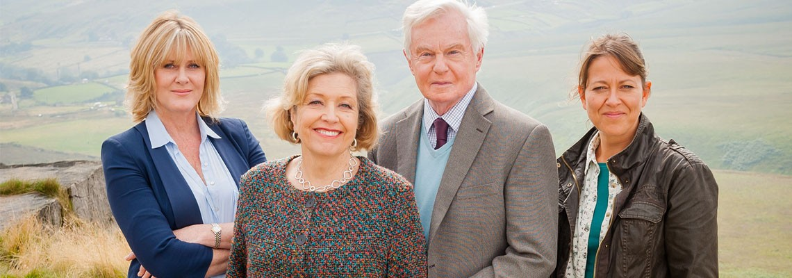 Last Tango in Halifax TV Program
