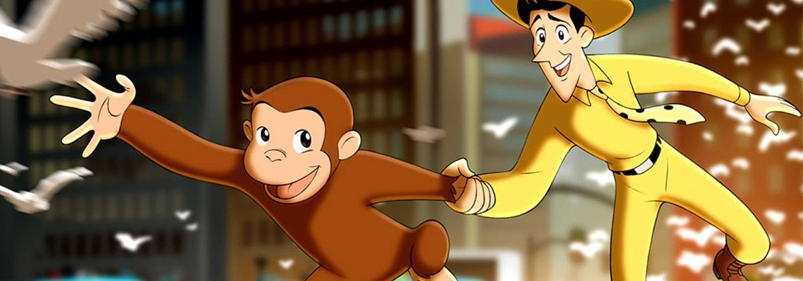 Curious George Kids TV Show
