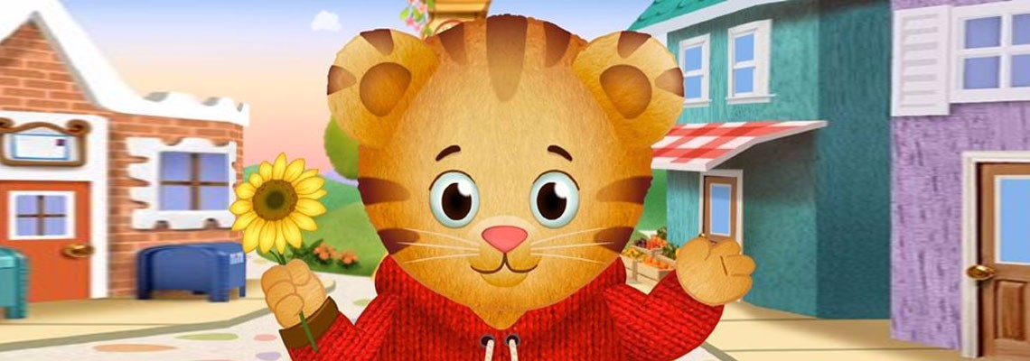 Be My Neighbor Day at the Annual Skiddy Park Block Party Daniel Tiger