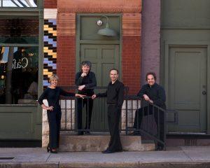 Takacs Quartet (Photo by Ellen Appel)