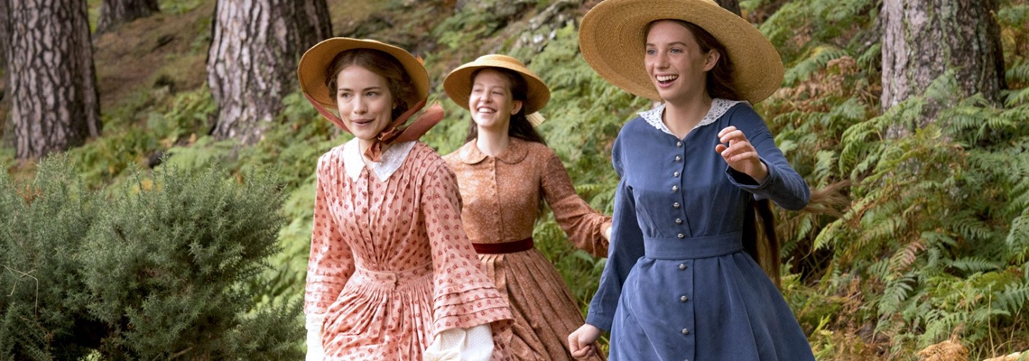Little Women on Masterpiece (Part 1 of 3) Watch Sunday, Dec. 16 at 8 p.m. on WCNY