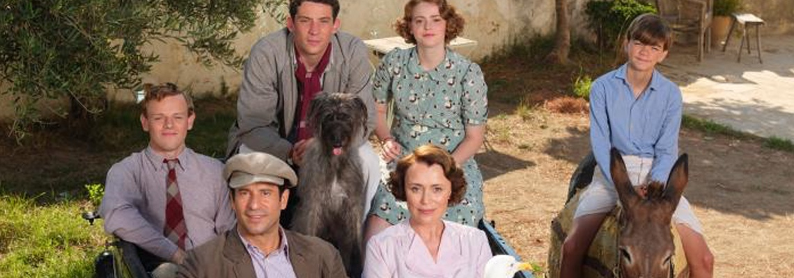 Durrells in Corfu finale on Masterpiece Watch Sunday, Nov. 18 at 8 p.m. on WCNY