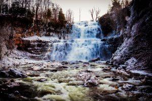 30Frozen waterfallMatthew Hamilton Madison County