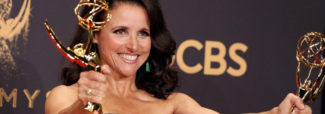 Julia Louis-Dreyfus: The Mark Twain Prize for Comedy Watch Monday, Nov. 19 at 9 p.m. on WCNY
