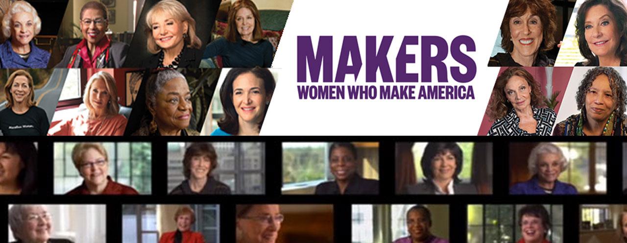 Women Who Make America