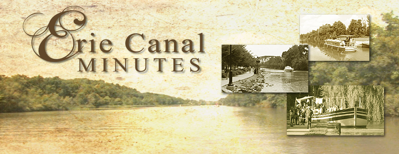Erie Canal Minutes