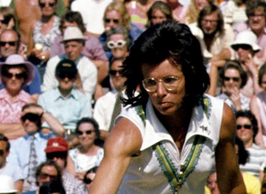 Billie-Jean King v Evonne Goolagong