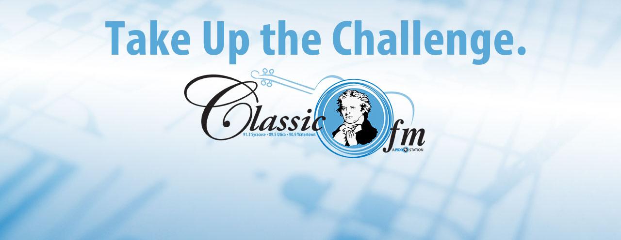 Classic FM Fall Membership Drive