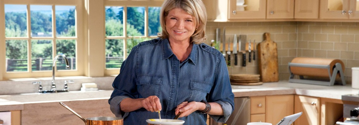 20150707 Martha Stewart's cooking school