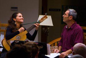 Liamna Pestana & Daniel Yost