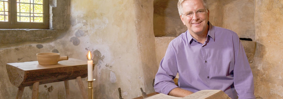 20170122 Rick Steves Special – Luther and the Reformation