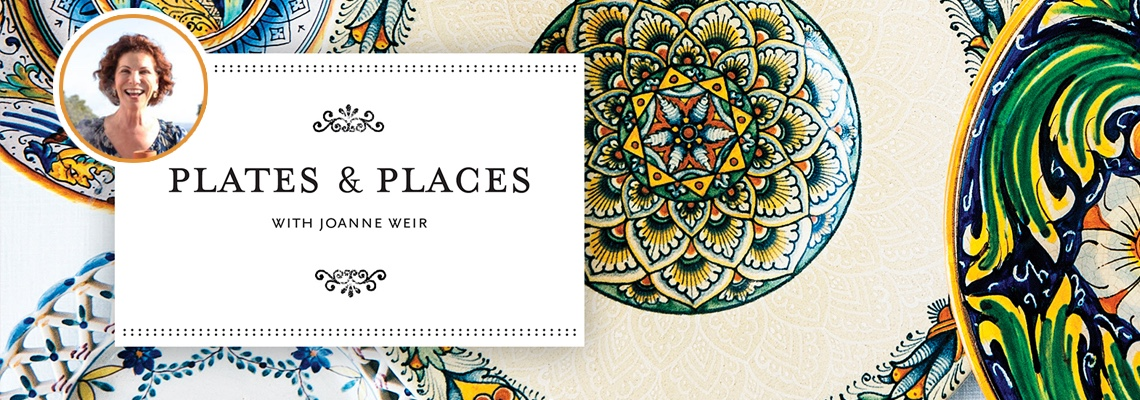 21 Joanne Weir's Plates and Places