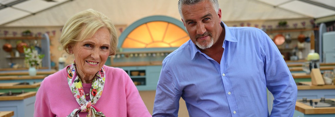 The Great British Baking Show–Masterclass 3 Watch Sunday, April 21 at 7 p.m. on WCNY-TV.