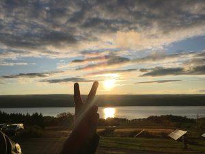 "24 ""Peace""ful Seneca Lake Dani Bates Schuyler County"