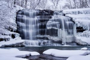 60Winter WaterfallsKathleen SpatuzziOneida County