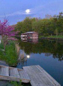 71Erie Canal at Dusk Chris Mauro  Onondaga County