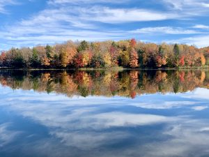 5Forestport's Fall Colors Reflecting on the RiverSusan OMeara Oneida
