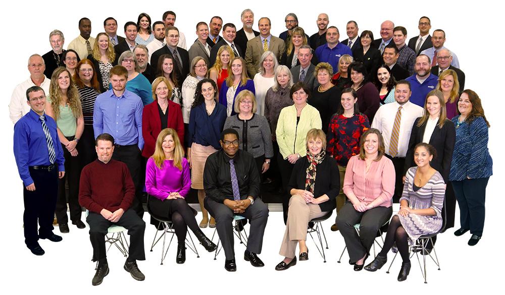50th Staff Photo