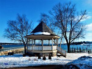 133 Winter walk at Skaneateles LakeWendy A. Badgley Onondaga County