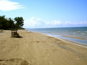 9 Visit the beach