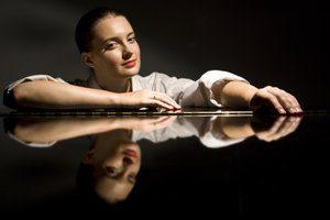 Pianist Anna Shelest