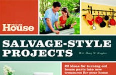 Ask This Old House: Salvage-Style Projects Book and Membership