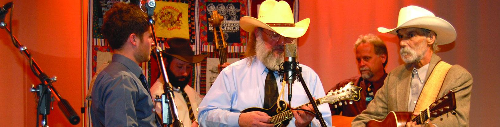 Bill Knowlton's Bluegrass Ramble Barn Dance