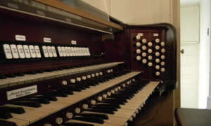 1927 E.M. Skinner Organ Op. 669 at the Basilica of the Sacred Heart of Jesus