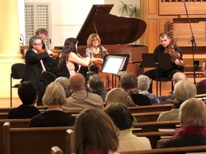 The Cayuga Chamber Orchestra of Ithaca (Chamber Concert Series)
