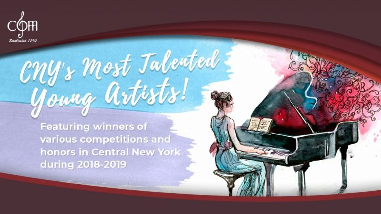 CMM Young Artists 2019