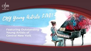 CMM Young Artists 2021