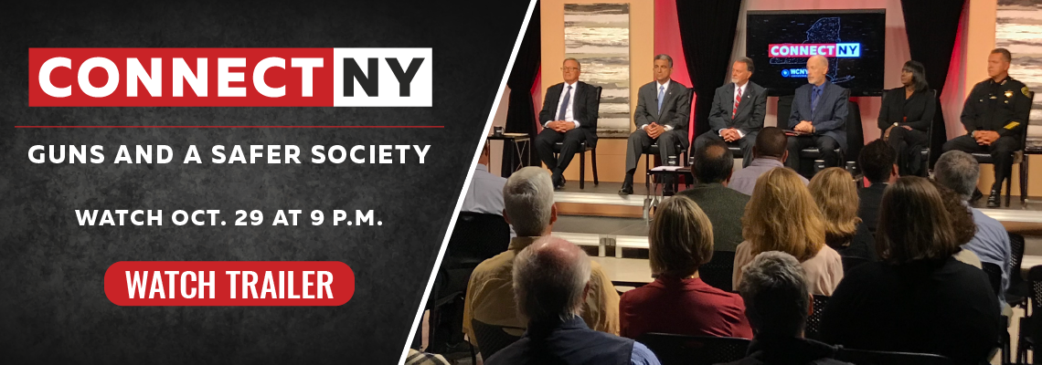 CONNECT NY Guns and a Safer Society Episode