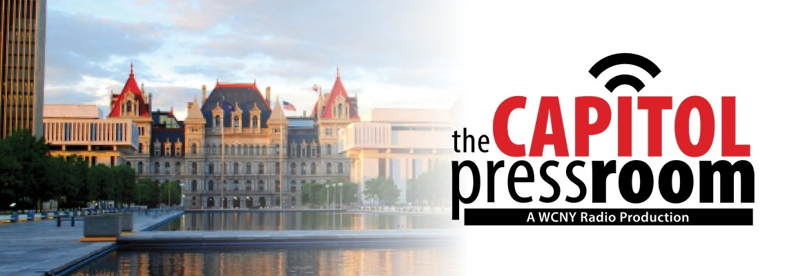 The Capitol Pressroom streams online right here weekdays at 11 a.m.