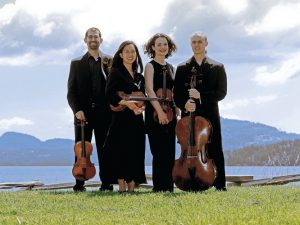 The Chiara String Quartet