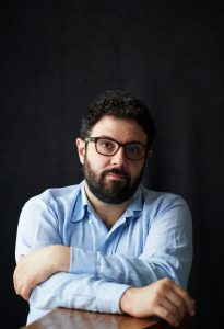 Composer Christopher Cerrone