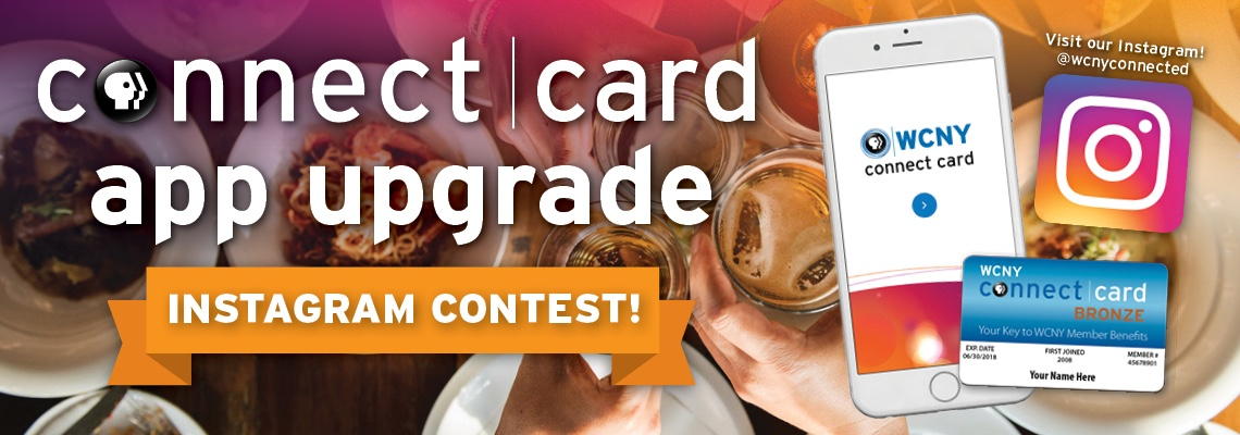 Connect Card App Upgrade Insta Contest Slider