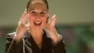 Cornelia Orth Music Director - Cayuga Chamber Orchestra
