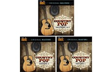 Country Pop Legends (My Music) Country Pop 4-CD Set and Membership