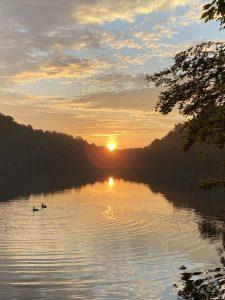 8Sunrise at Round Lake Kate Elstad Onondaga County