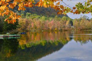29Reflection of AutumnDavid Spaudling Cortland