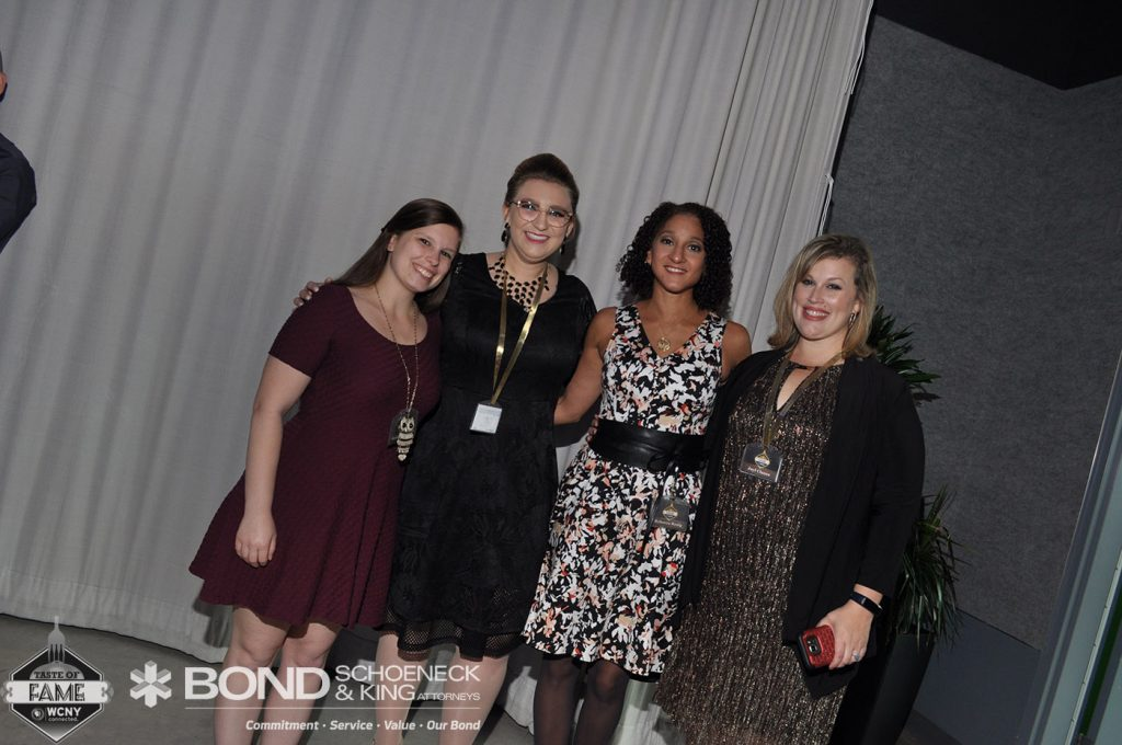 WCNY Taste of Fame Studio Soiree 2017