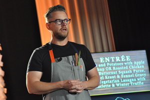 Chef Richard Blais Host of 2017 Taste of Fame