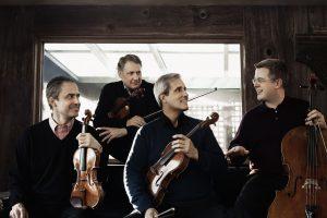 Emerson String Quartet (photo credit: Lisa Mazzucco)