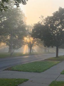 30 Sunrise on the ParkwayJames Kelly Oneida County