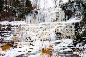 71Chittenango Falls frozenDaniel CameronMadison County