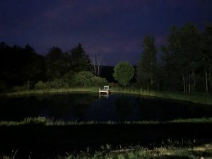 14Gates Pond Robert Gates   Tompkins County