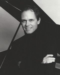 Composer Hugh McElyea
